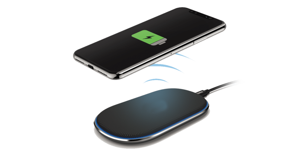 Chargeur induction technologie Qi
