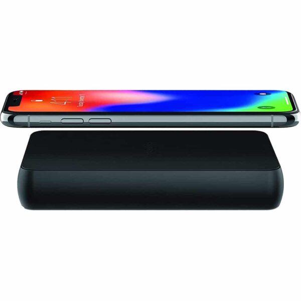 batterie externe 10000mAh mophie charge sans fil