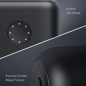 batterie externe 20000mAh Anker LED finition