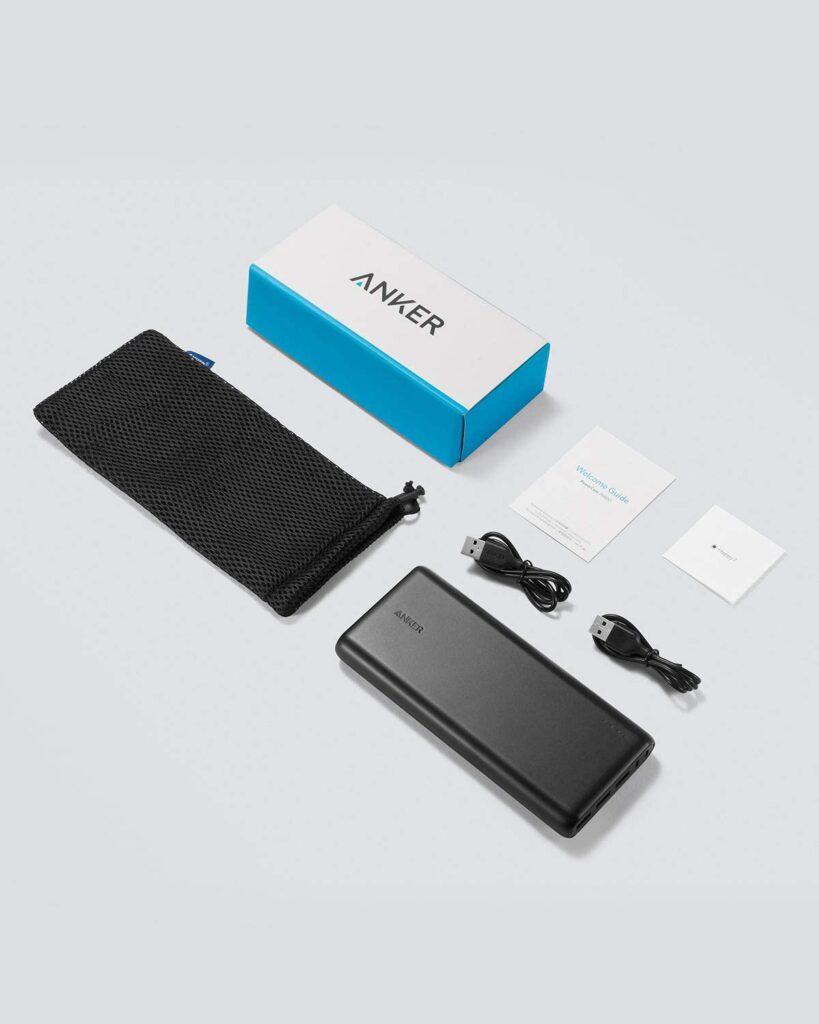 batterie externe 26800mAh Anker accessoires