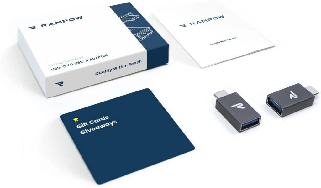 Adaptateur USB-C vers USB accessoires