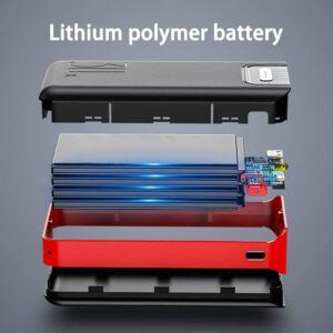 Batterie externe 30000mAh Boxiao li-polymere