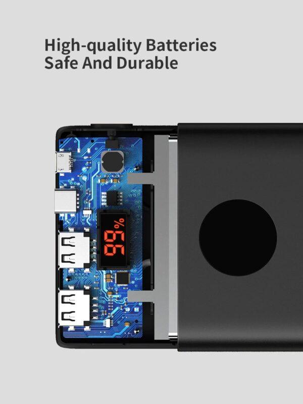 Batterie externe 40000mAh ROMOSS (1)