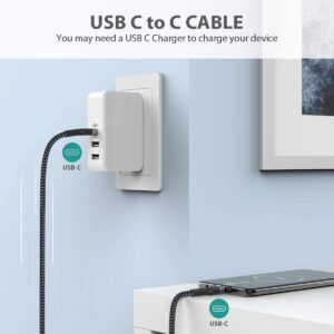Câble USB Type C Nimaso chargeur requis