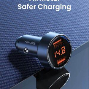 Chargeur Allume Cigare Ainope 3.0 sécurité