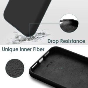 Coque en Silicone iPhone 11 resistante