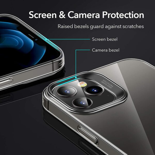 Coque iPhone 12 Pro MAX camera protection