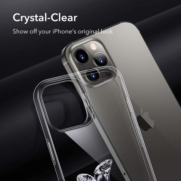 Coque iPhone 12 Pro MAX crystal clear
