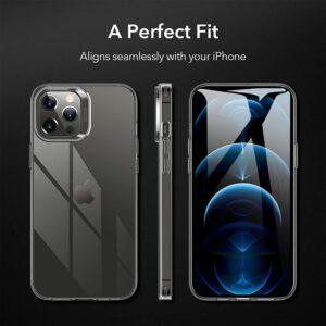 Coque iPhone 12 Pro MAX taille parfaite