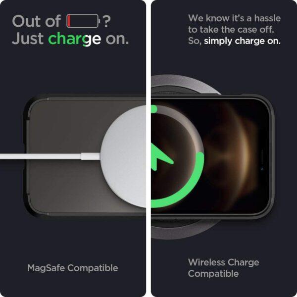 Coque iPhone 12 et 12 Pro charge sans fil