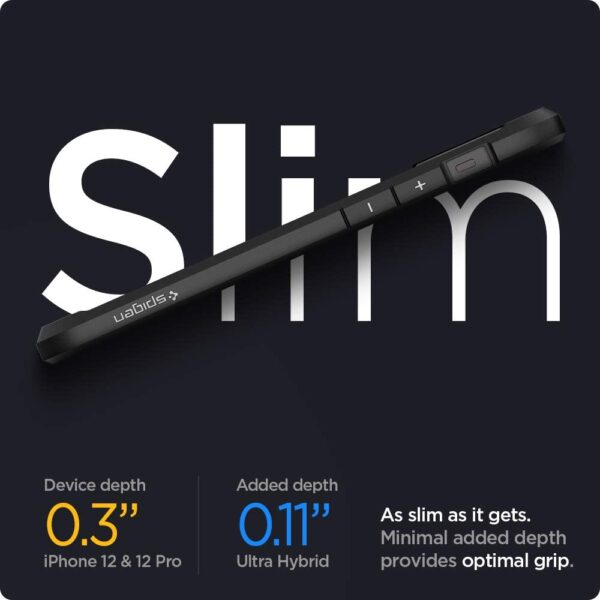 Coque iPhone 12 et 12 Pro slim