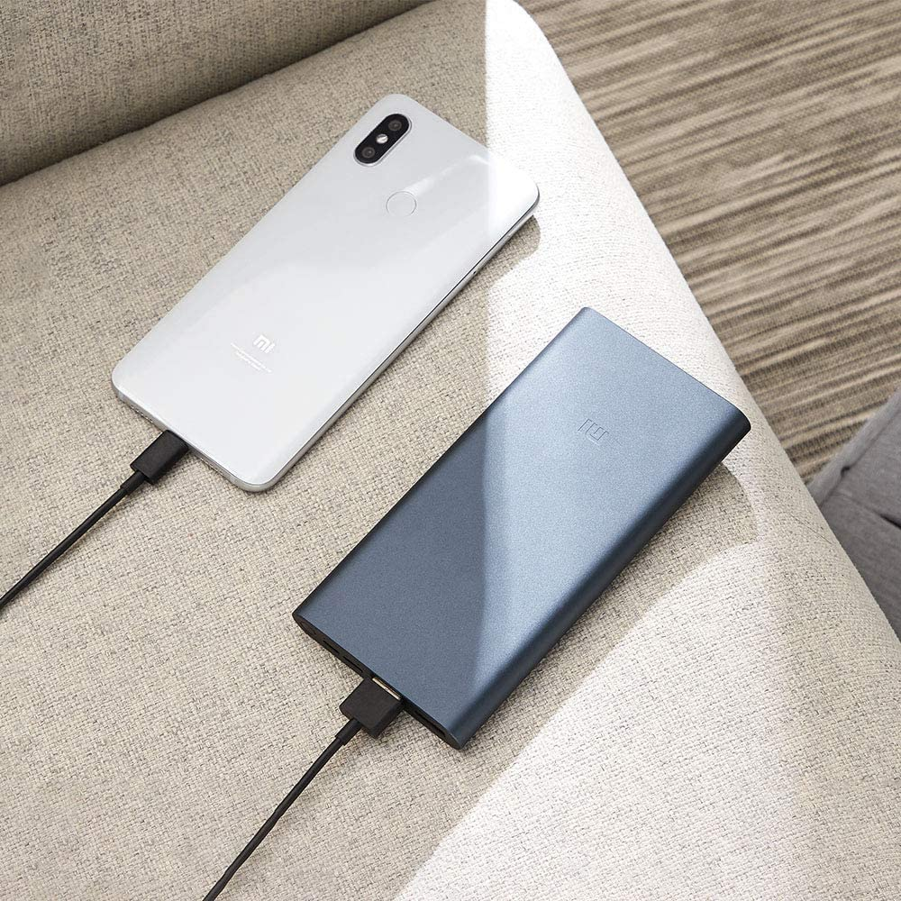 batterie externe 10000mAh Xiaomi ports
