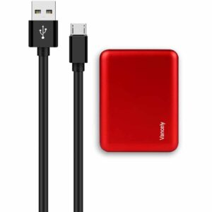 batterie externe 10000mAh vancely mini