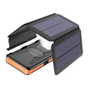 Batterie Externe Solaire 25000mAh XDragon