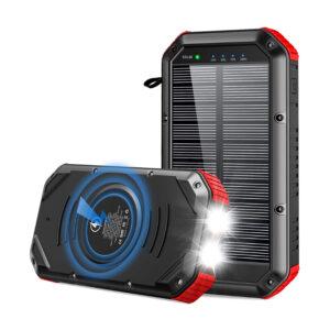 Batterie Externe Solaire 30000mAh 3.0