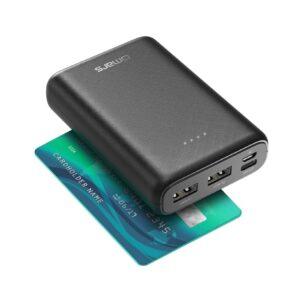 Batterie externe 10000mAh compacte