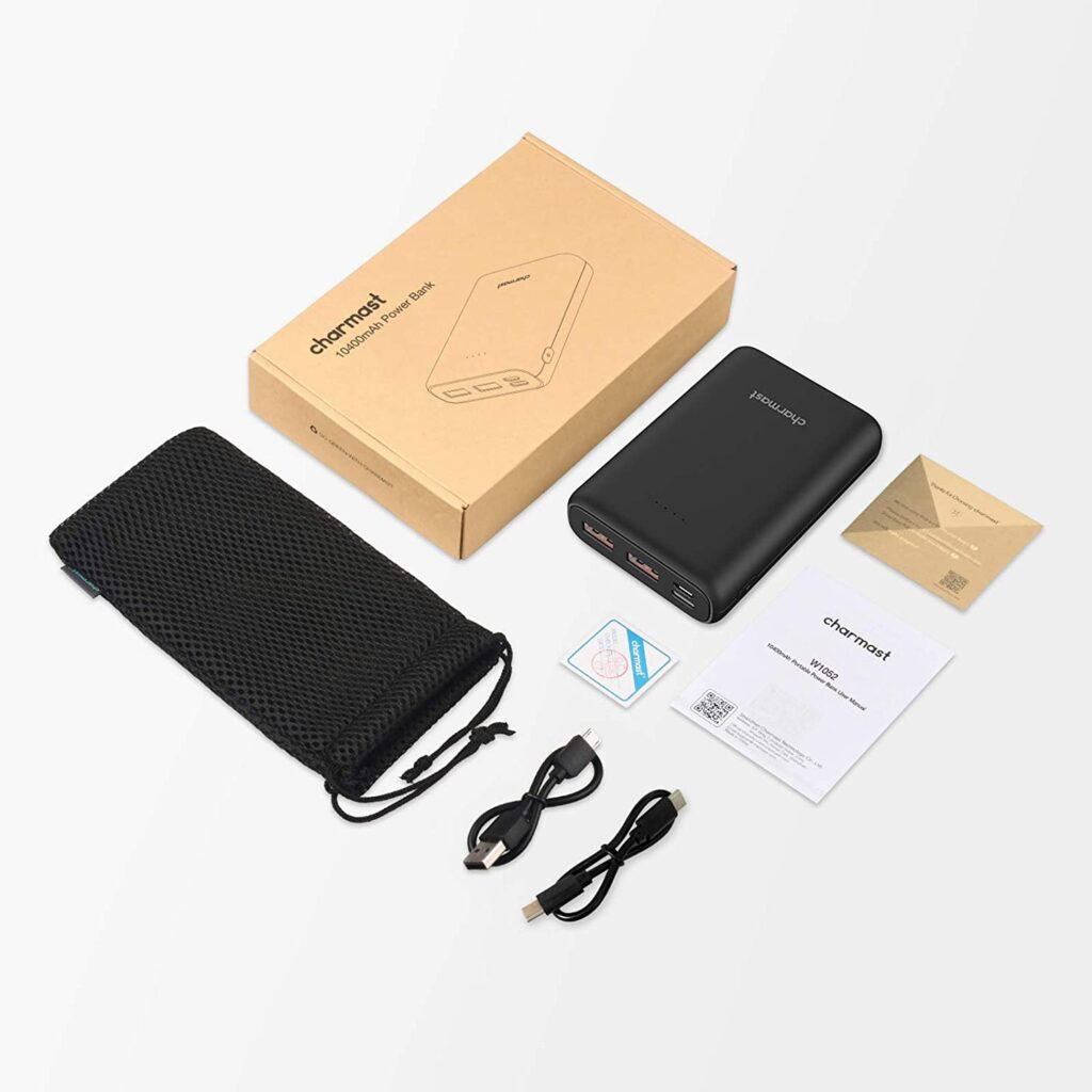 Batterie externe 10000mAh pour veste chauffante accessoires