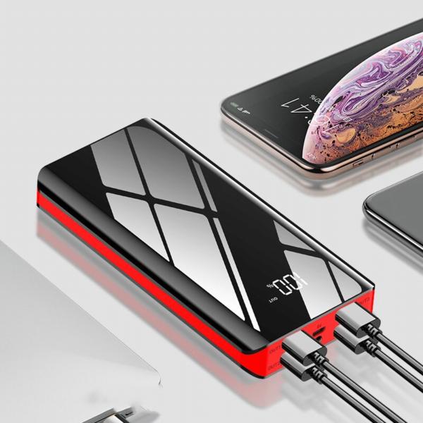 Batterie externe 40000mAh Black Mirror iPhone