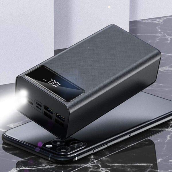 Batterie externe 40000mAh LXFMZ sur iPhone