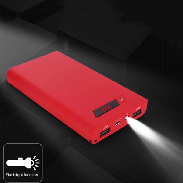 Batterie externe 40000mAh TFCDS lampe de poche
