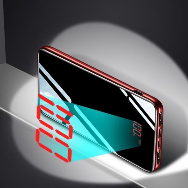Batterie externe 40000mAh Yo Goel affichage led