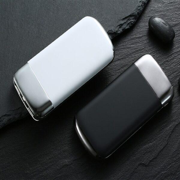 Batterie externe 50000mAh Black and white