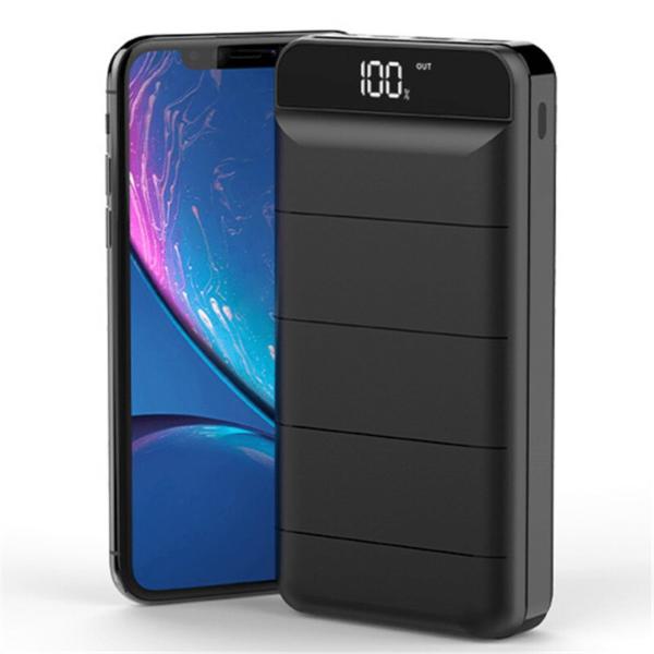 Batterie externe 50000mAh Tricky a cote d iphone
