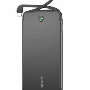 Batterie externe USB C Lightning