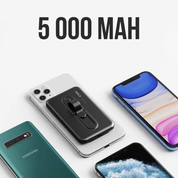 Batterie externe sans fil Mini 5000mAh