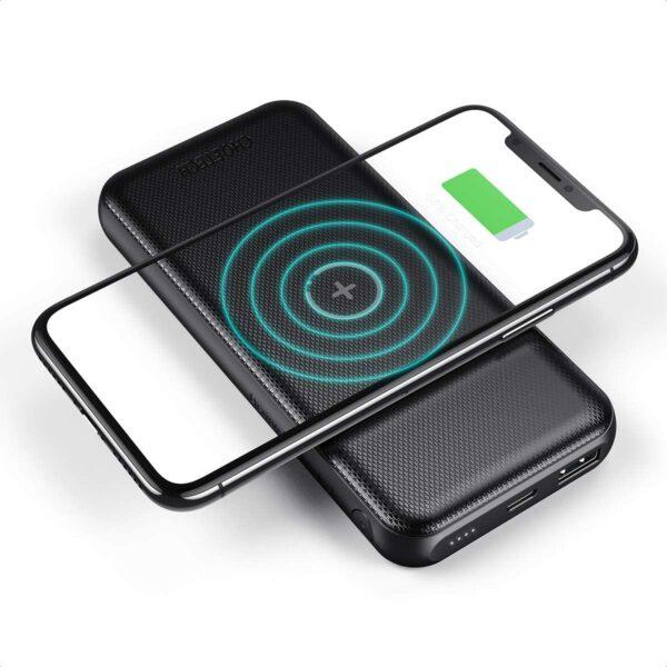 Batterie externe sans fil iPhone 11