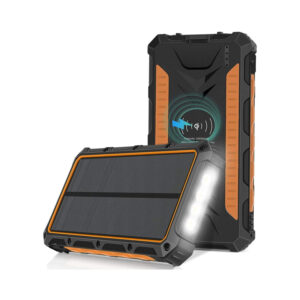 Batterie externe solaire 20000mAh Sendowtek