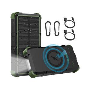 Batterie externe solaire 25000mAh OUTXE