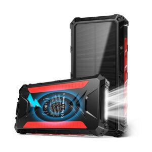 Batterie externe solaire 30000mAh DG