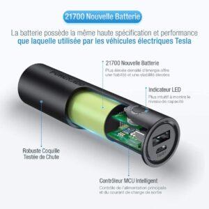 batterie externe pas cher du tout performante