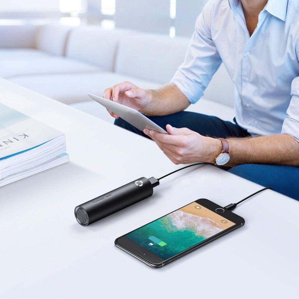 batterie externe pas cher du tout présentation