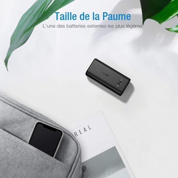 batterie externe pas cher iphone petite et portable