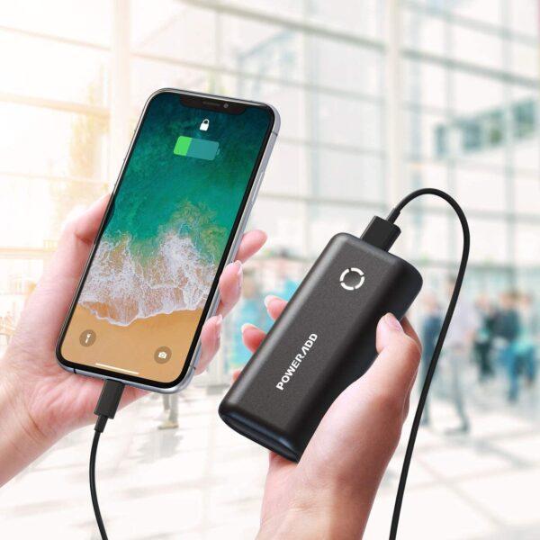 batterie externe pour smartphone pas cher iPhone