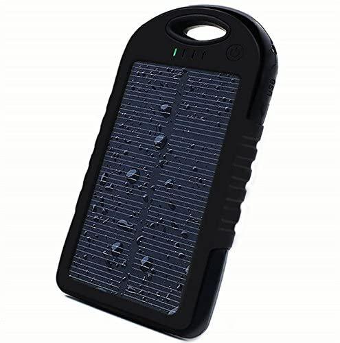 batterie externe solaire 5000mAh