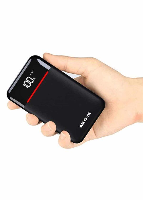 Batterie externe 10000mAh légère et puissante