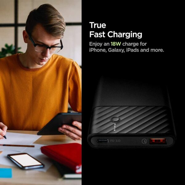 Batterie externe Charge Ultra Rapide fast quick