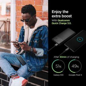 Batterie externe Charge Ultra Rapide samsung et google