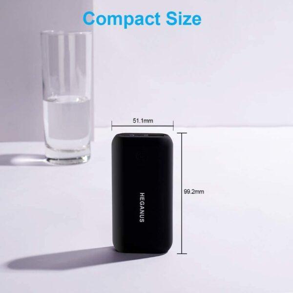Batterie externe Compacte et puissante petite