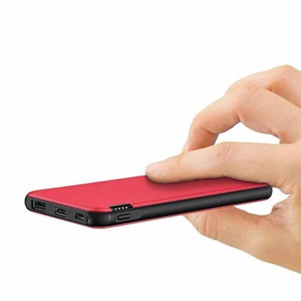 Batterie externe Ultra fine petite et portable