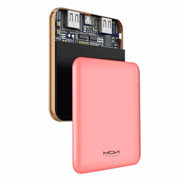 Batterie externe rose circuit