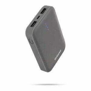 Batterie externe grise