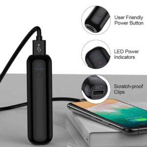 Batterie externe pas cher tube caractéristiques