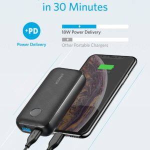 Batterie externe 10000mAh Anker PowerCore power delivery