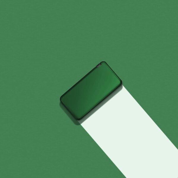 Batterie externe batterie de secours vert