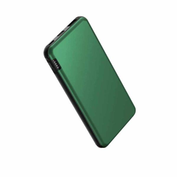 Batterie externe vert