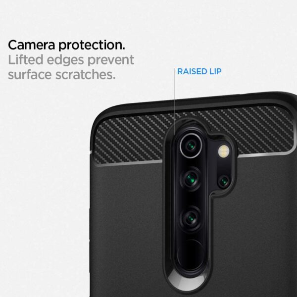 Coque Xiaomi Redmi Note 8 Pro protection camera
